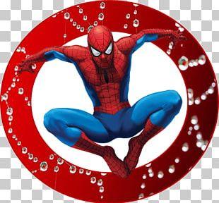 Spider-Man Wall Decal Sticker Superhero PNG