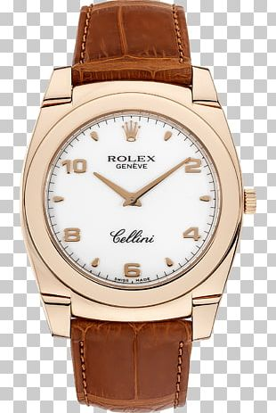 Watch Chronograph Rolex Tissot Colored Gold PNG