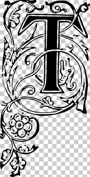 Letter Alphabet Cursive Initial PNG