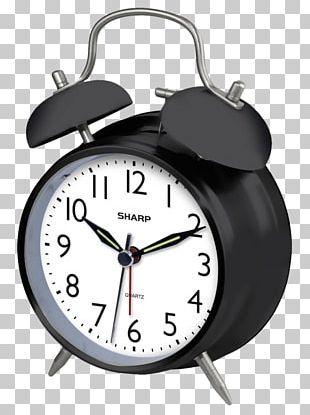 Light Alarm Clocks Quartz Clock Bell PNG