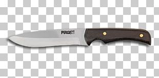 Bowie Knife Hunting & Survival Knives Utility Knives Serrated Blade PNG