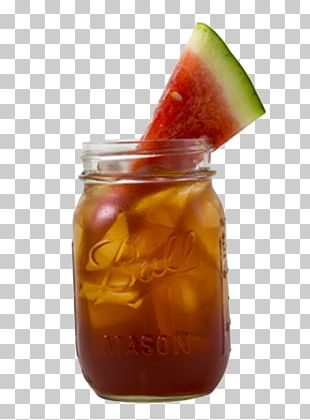 Iced Tea Cocktail Punch Non-alcoholic Drink PNG