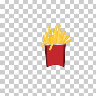French Fries Fast Food Hamburger Chicken And Chips PNG