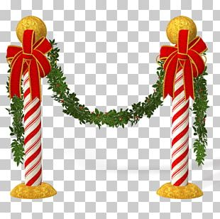 Candy Cane Christmas Decoration Christmas Ornament Christmas Tree PNG