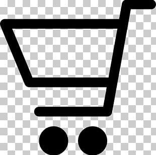 Shopping Cart Bag PNG