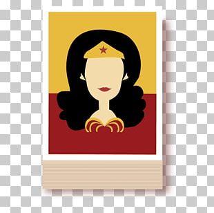 Wonder Woman Drawing Kaloreez Character PNG