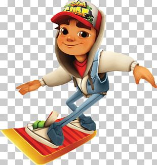 Subway Surfers PNG