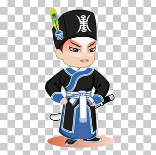 Peking Opera Chinese Opera Cartoon PNG