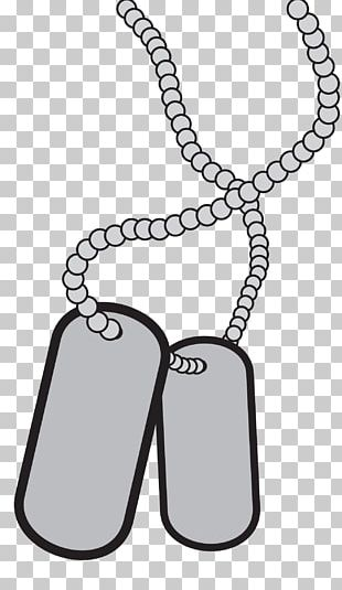 Dog Tag Military Soldier PNG