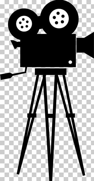 Movie Camera Film PNG