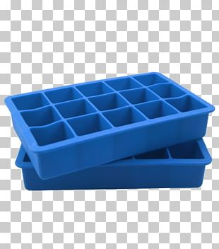 Ice Cube Plastic Tray PNG