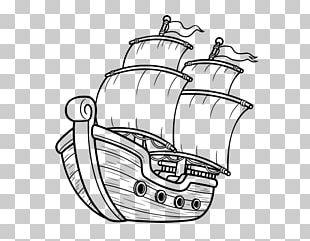 Ship Drawing PNG