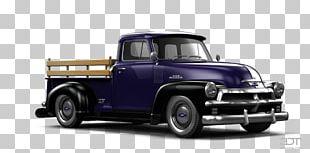 Pickup Truck Mid-size Car Tow Truck Commercial Vehicle PNG