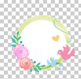 Euclidean Wreath Garland PNG