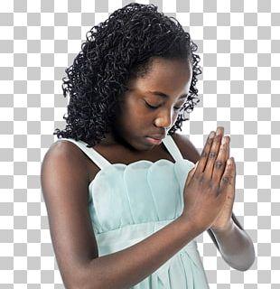 Jesus Prayer Woman Girl Stock Photography PNG