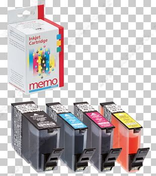 Canon Office Supplies Magenta Yellow Ink Cartridge PNG