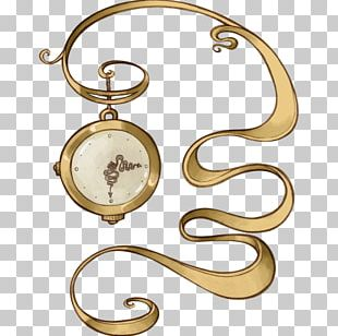 Jewellery Clock Body Jewelry Font PNG