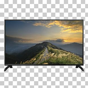 Desktop High-definition Television Landscape Road PNG