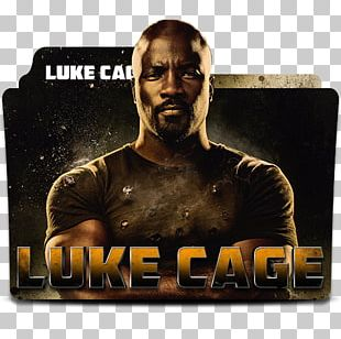 Mike Colter Marvel's Luke Cage PNG