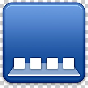 Dock Computer Icons MacOS System Preferences PNG