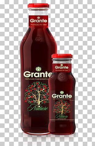Pomegranate Juice Orange Juice Drink PNG