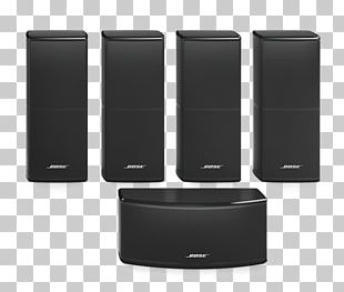 Home Theater Systems Bose Corporation Loudspeaker Bose Lifestyle 600 Home System Theater Bose Acoustimass 10 Series V PNG