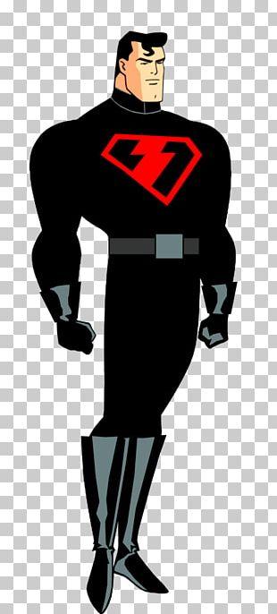 Superman Livewire Superhero Batman DC Animated Universe PNG
