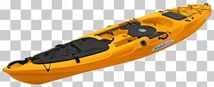 The Kayak Kayak Fishing Canoe PNG