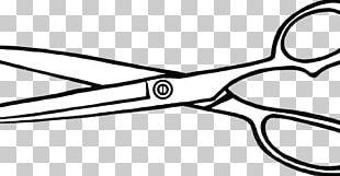 Hair-cutting Shears Scissors PNG
