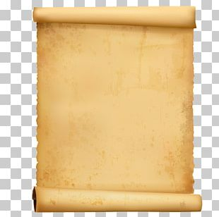 Paper Scroll Computer File PNG