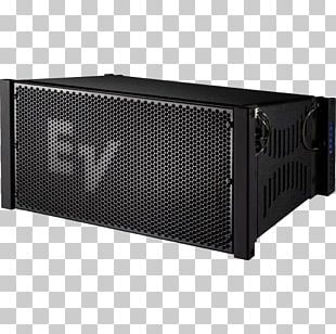 Electro-Voice Line Array Loudspeaker Professional Audio Sound PNG