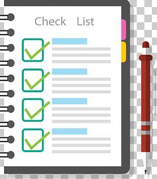 Checklist Euclidean PNG