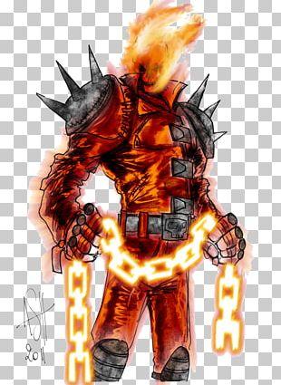 Ghost Rider Johnny Blaze Film PNG