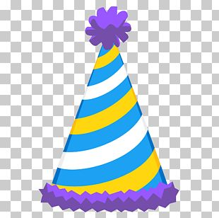 Party Hat Birthday Cap PNG