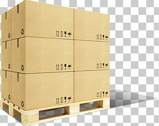 Rail Transport Pallet Box Stock Photography Cardboard PNG