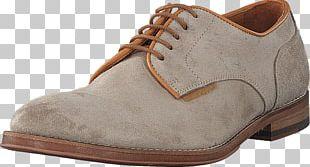 Shoe Boot Beige Suede Hush Puppies PNG