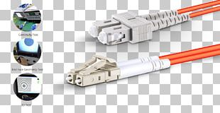 Network Cables Electrical Connector Multi-mode Optical Fiber Optical Fiber Cable PNG