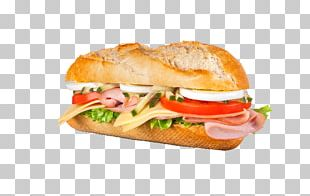 Ham And Cheese Sandwich Submarine Sandwich Fast Food Bocadillo Bánh Mì PNG