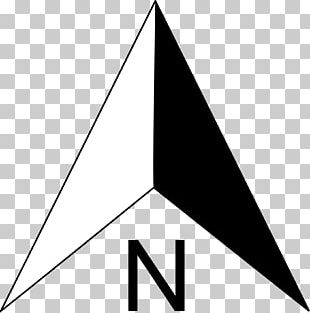 North Compass Arrow PNG