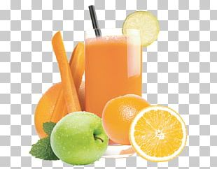Orange Drink Tea Orange Juice Milk PNG