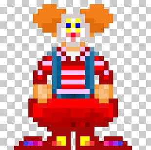 Space Station 13 Video Game Clown PNG