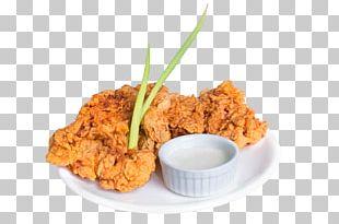 Fried Chicken Pakora Vegetarian Cuisine Recipe PNG