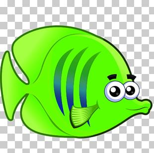 Fish Cartoon PNG