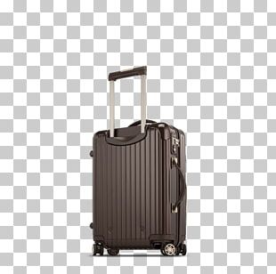 Rimowa Topas Stealth Multiwheel Hand Luggage Baggage Suitcase PNG
