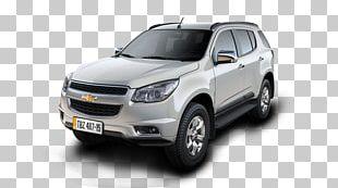 Chevrolet Trailblazer Chevrolet Spin General Motors Chevrolet S-10 Blazer PNG