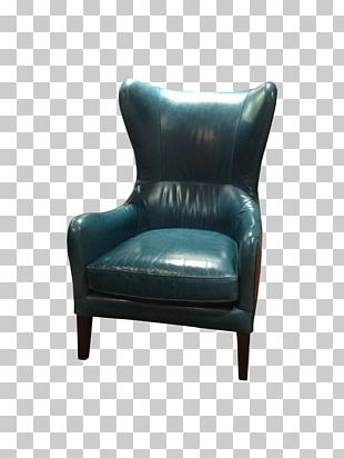 Couch Wing Chair Cushion Furniture PNG