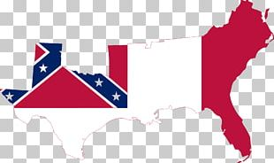 Confederate States Of America American Civil War Southern United States Union Flag Of The United States PNG