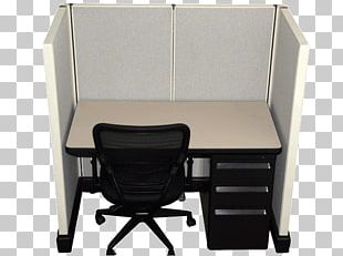 Eames Lounge Chair Desk Table Cubicle Herman Miller PNG