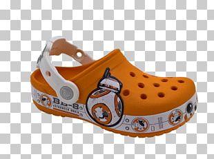 Clog Crocs BB-8 Shoe Sandal PNG