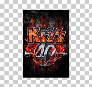 The KISS 40th Anniversary World Tour Kiss Tour Kissworld Tour PNG